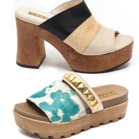 Traza Sandalias Verano 2017 - Moda Argentina en Zapatos de Cuero - El Bazar