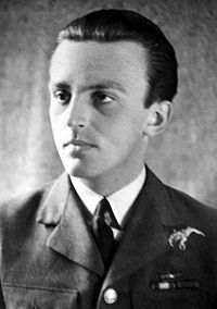Bolesław Michal Gładych (17 May 1918 – 12 July 2011) was a Polish fighter pilot, a flying ace of World War II. He was born in Warsaw. His wartime score totals 17 claimed destroyed, 2 probables, 1 shared damaged, and 5 ground kills.