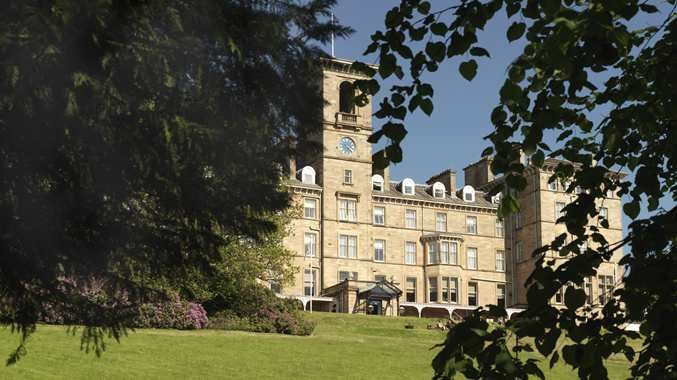 Doubletree By Hilton Dunblane Hydro Hotel, Dunblane, Uk - Hotel Exterior