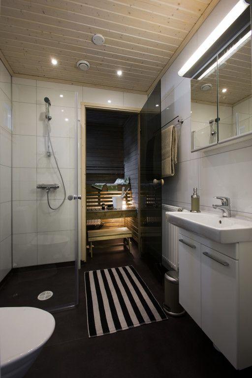 Älvsbytalo, Suometar, asuntomessukohde 2014 5 h + k + s + autokatos/varasto 131 m²