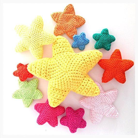 Star pattern / Estrellas Crochet