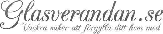 Vacker lantlig inredning i Fransk shabby chic stil - Glasverandan.se