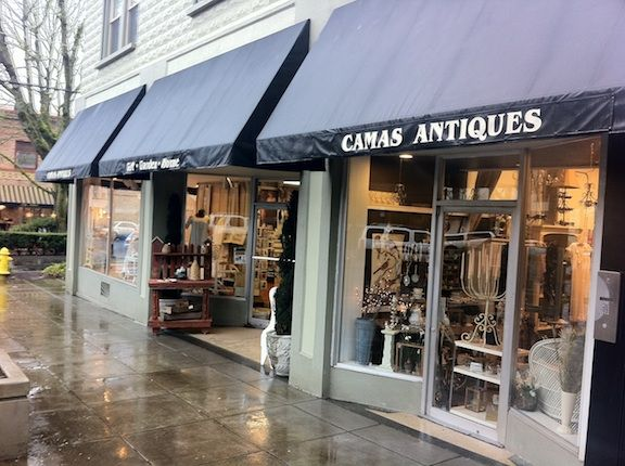Camas, Washington! Camas Antiques! best place ever! check out the basement for great deals (plus really old and cool stuff)!