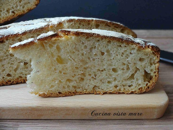 Pane+senza+impasto+con+pasta+madre