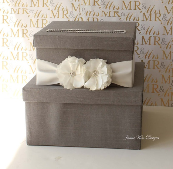 Lovely Wedding Gift Card Holder: Ideas, Gift Cards Holders, Wedding ...