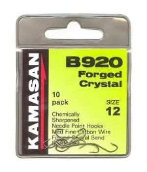 B920 Forged Crystal Hooks Size 14