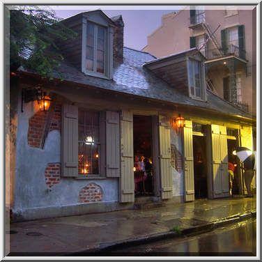 Lafitte's on Bourbon...I miss New Orleans!