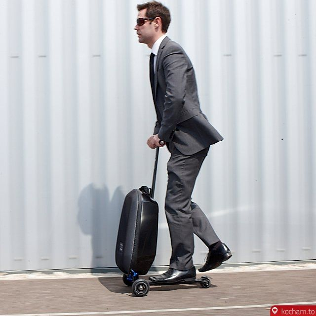 Kocham.to - Hulajnoga Micro Luggage