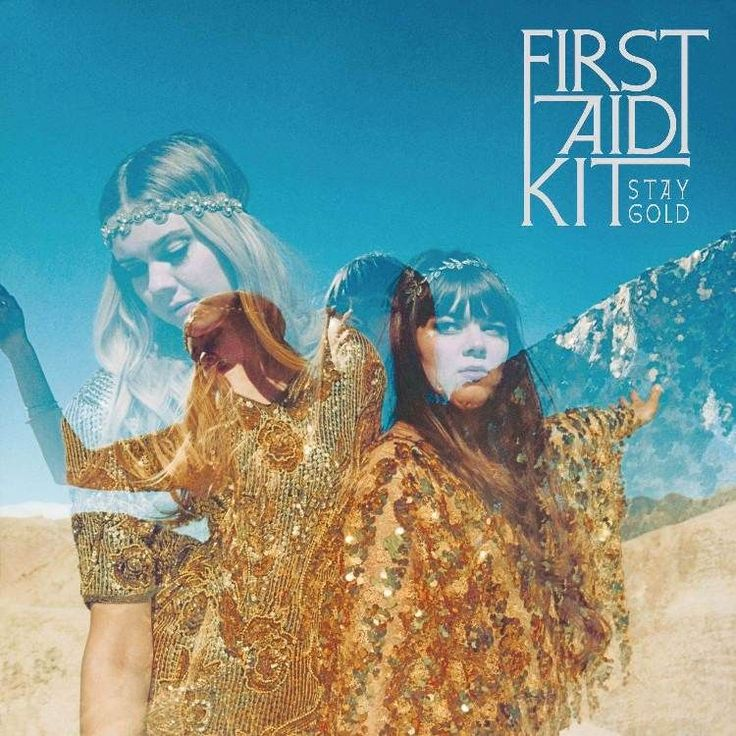 Stay Gold - First Aid Kit za 41,99 zł   Muzyka empik.com