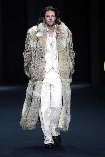 Best 25  Mens fur coats ideas on Pinterest | Men's fur & faux fur ...