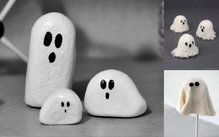 40+söta+spöken+att+göra+till+Halloween