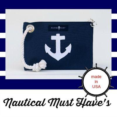 Set Sail This Summer in American Made Nautical Fashion