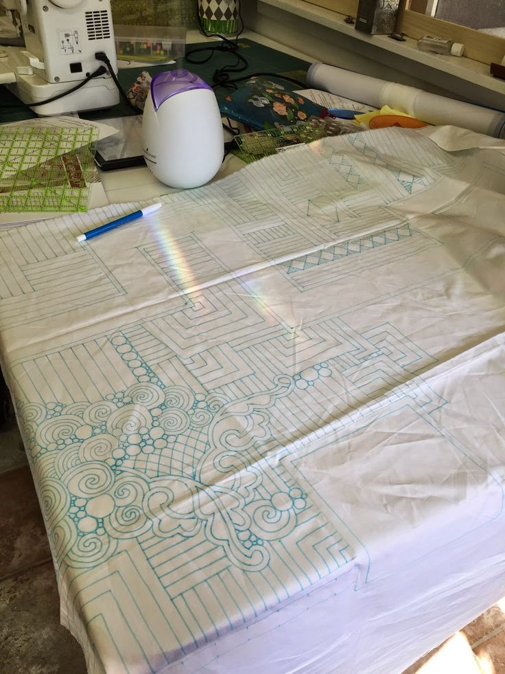 Quilting Class Ideas : 1000+ images about Free motion quilting on Pinterest The bubble, Stitches and Quilting ideas