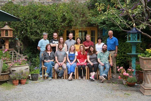 Thomastown Pottery Skills Course 2012-2014