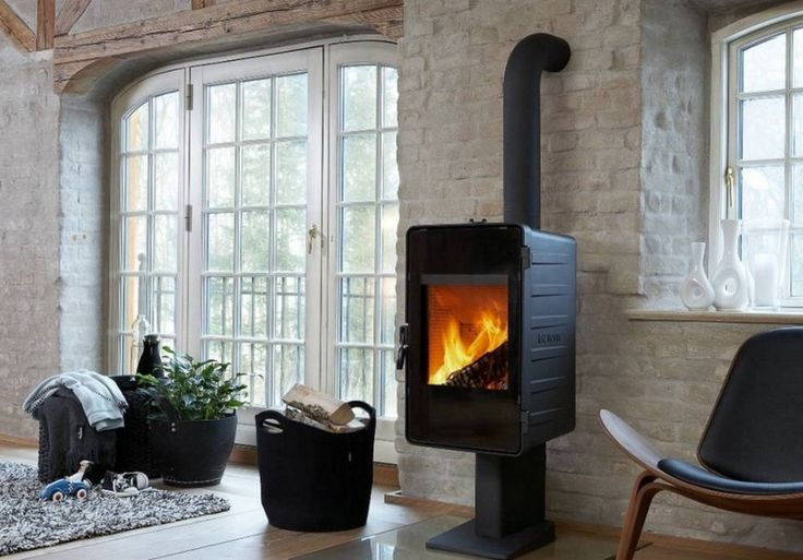 Fireplace Traditional Freestanding Fireplace Free Standing Wood Burning Stove With Blower