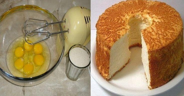 Как испечь бисквит