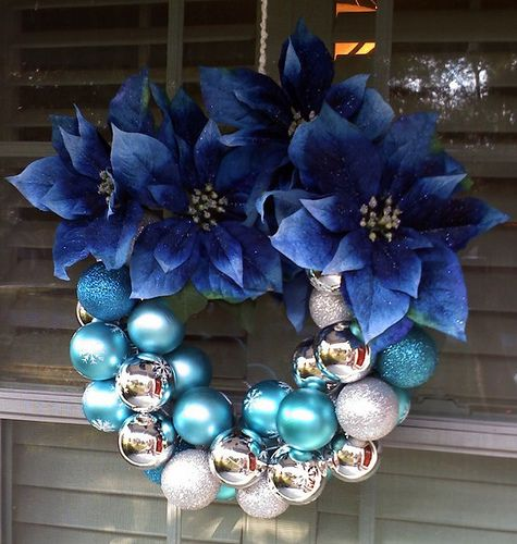 How-To: 15-Minute Ornament Wreath