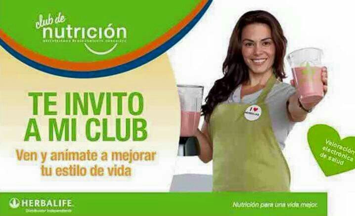 how to start a herbalife nutrition club