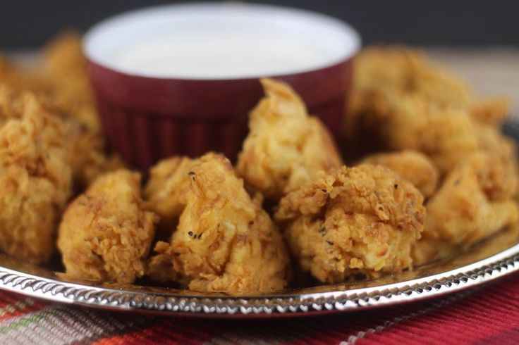 The kids loved my Copycat Air Fryer Chick-fil-A Nuggets too, they actually asked me to make more the same night.