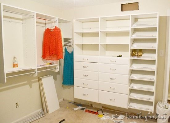 "How ""easy"" was it to install my EasyCloset? 