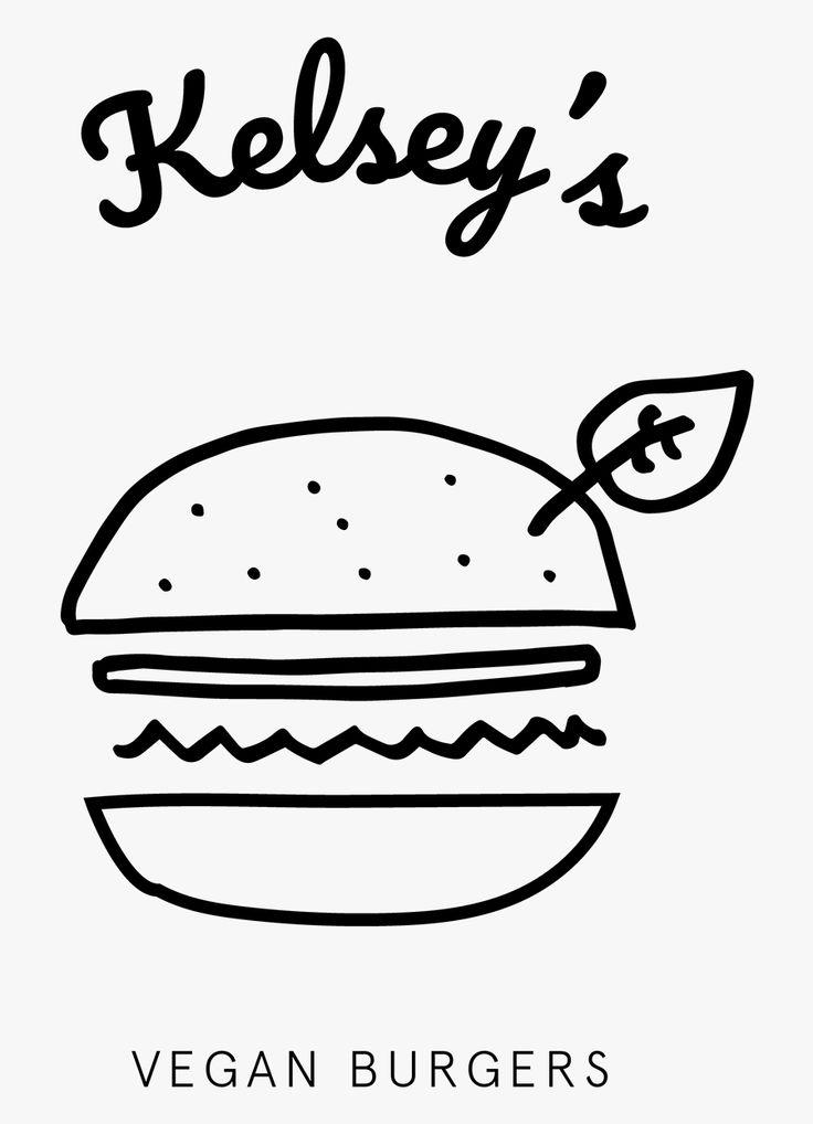 Hamburger Clipart Black And White Clipart Black And White Clip Art Black And White Cartoon