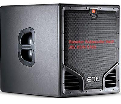 Speaker Subwoofer Aktif JBL EON 518S