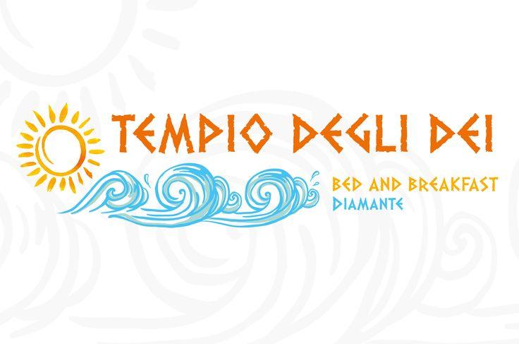 Tempio degli Dei B&B Logo Study
