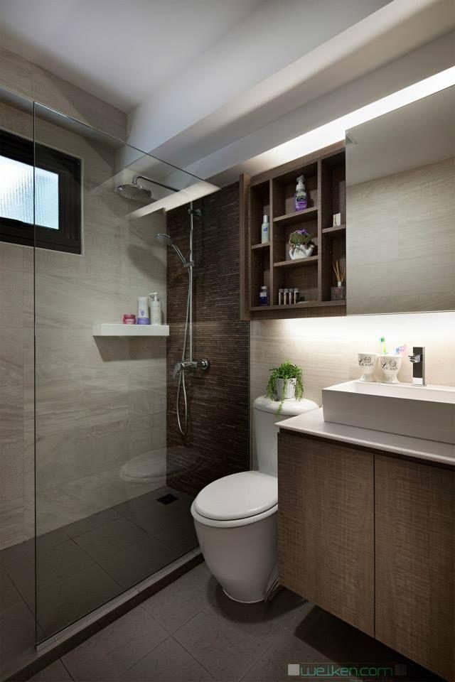 HDB Modern Scandinavian @ Blk 169B Punggol Field – Interior Design Singapore