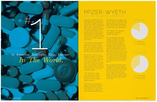 Pfizer annual report