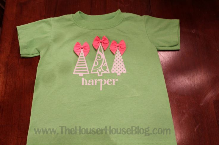 Silhouette / Cricut heat transfer tutorial
