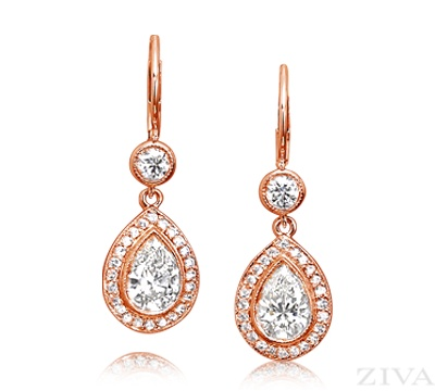 20 best Chic Diamond Earrings images on Pinterest