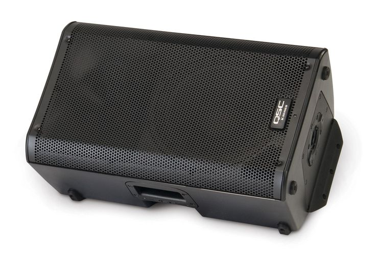 """QSC K10 active 2-way 10"""" & horn, 1,000 watts RMS (fold-back monitors for 24 ch PA)"""