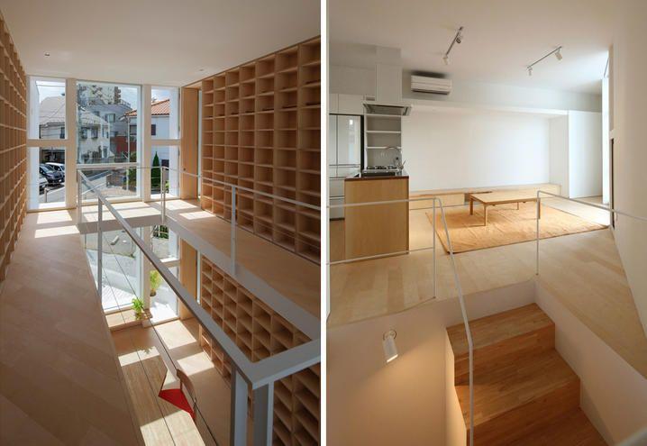costruire-una-libreria-moderna-30-mila-libri-casa-giapponese-scaffali