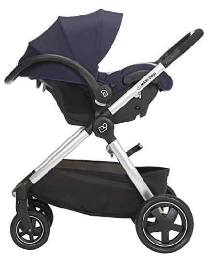 Product: Maxi-cosi adorra travel system stroller Rating: 4.5 out of 5 star Recommendation: Everyday use. Not designed for jogging Price: $599.99 at Amazon The Maxi cosi adorra travel system features a Mico Max 30 infant car seat. Both the stroller and infant car seat are designed to provide maximum comfort to your little one. The car seat is recommended from birth for babies 4-30 pounds. The stroller is recommended for babies from birth till they are 50 pounds. Ease of use and convenience…