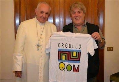 Papa Francesco: l'Argentina rischia di diventare il nuovo Messico della droga