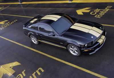 2006 Ford Mustang EPA Gas Mileage Estimates: 2006 Ford Mustang