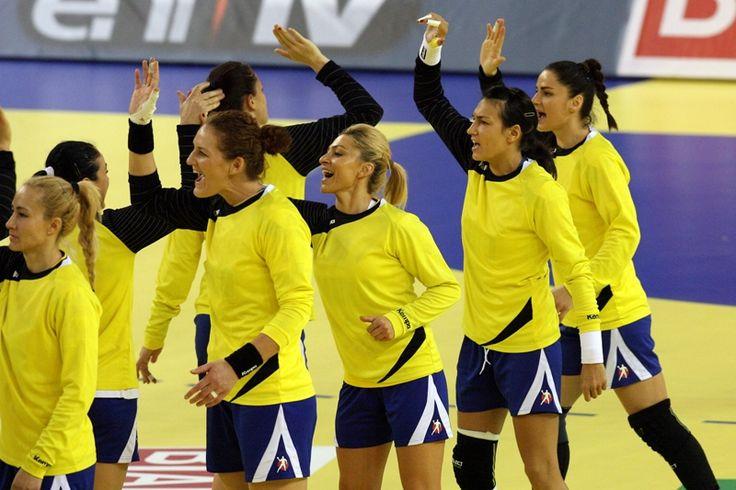 România, repartizată în **a doua urnă valorică** în calificările pentru CE de handbal feminin din 2016