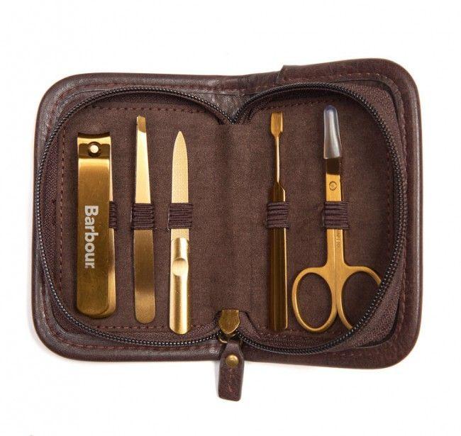Barbour Manicure Kit