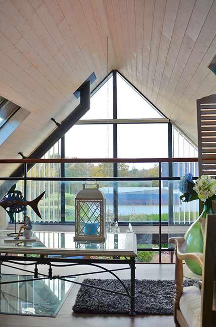 Extension maison - Agrandissement maison toiture ardoise dans le