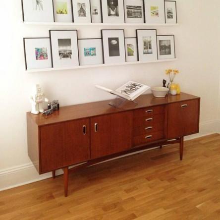 Mid century G-Plan sideboard - fully restored