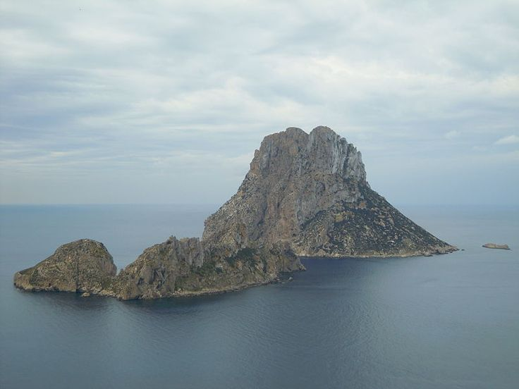 Es Vedrà, the mysterious island