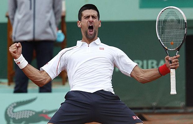 Wanna know what happens when you lose 4 match points? Djokovic Wins.: Novak Djokovic, Racket, Sports Coverage, Bbc Sports, Living Sports, Novac Djokovic,  Racquet, Djokov Win
