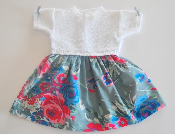 ALMA LLENAS // Vestido Floral