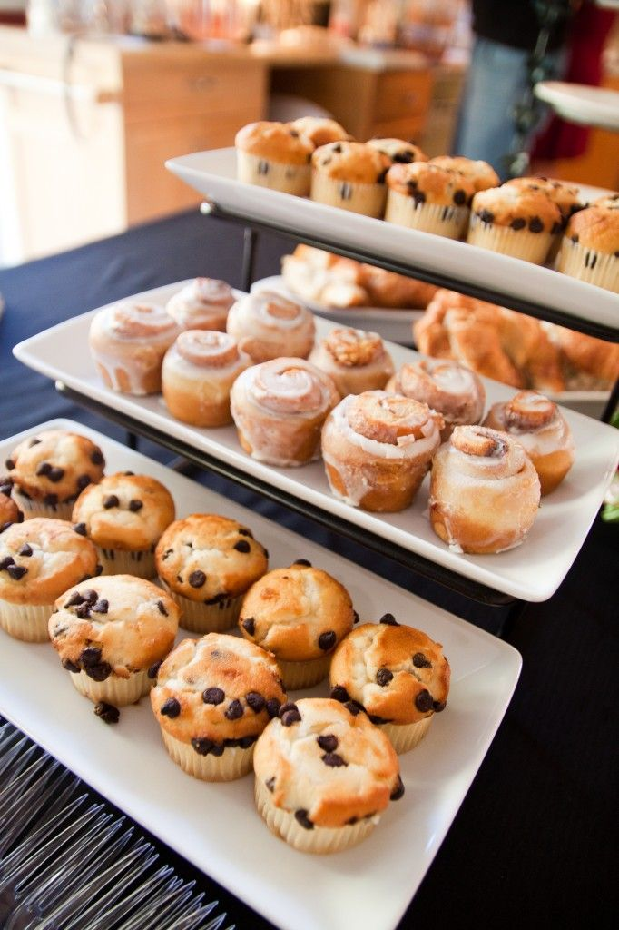 muffins for an early shower                                                                                                                                                                                 More