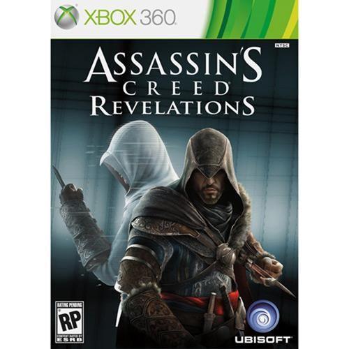 Game Assassin's Creed Revelations  UBI – XBox360 - http://batecabeca.com.br/game-assassins-creed-revelations-ubi-xbox360.html