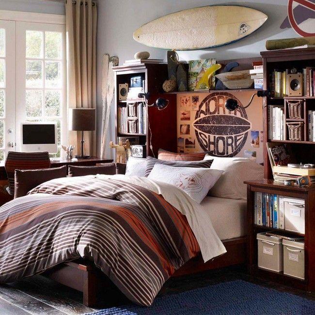 Детские спальни для мальчиков. Дизайн спальни для мальчиков должен соответствовать интересам, темпераменту и, главное, – возрасту ребенка.