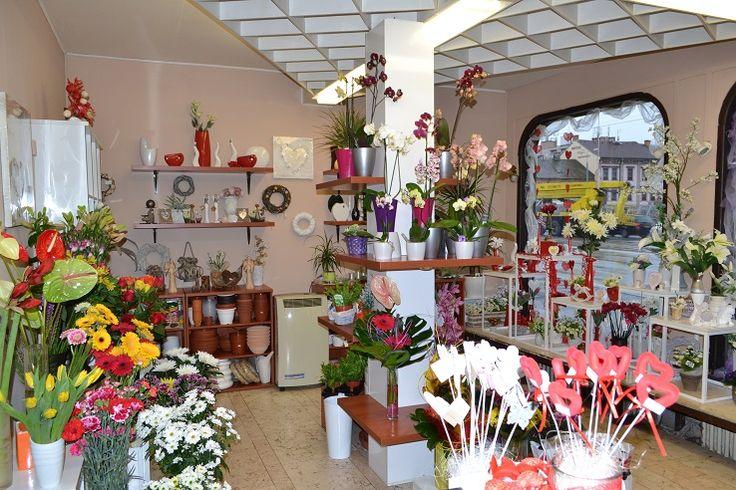FANTAZIE FLOWERS KVĚTINOVÉ STUDIO                       prodej květin v Plzni
