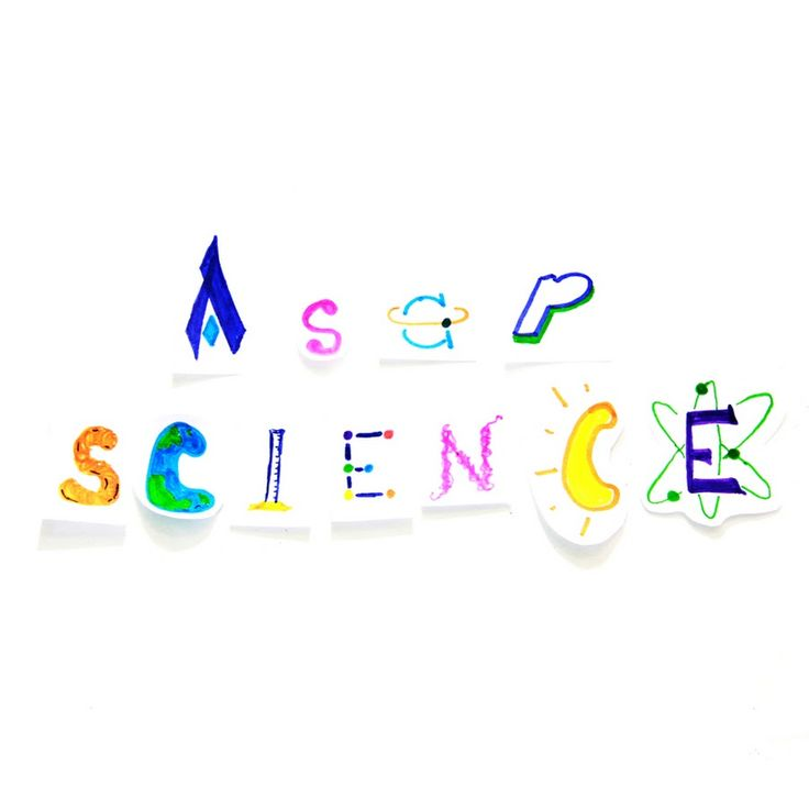 YouTube channel is ASAP Science with easy-to-understand videos that explain the science of everyday life. The visuals enhance the information content by keeping the viewer engaged. The simple whiteboard animations are amusing and visually entertaining, even as they support the narration.