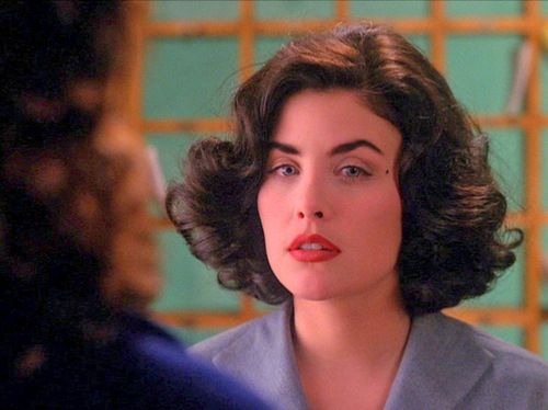 Audrey Horne, definitely