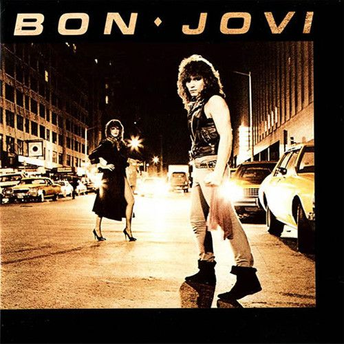 Bon Jovi Bon Jovi on 180g Vinyl LP The debut studio album from the band Bon Jovi, released in 1984, features the songs Runaway and Shot Through the Heart. Kerrang! magazine ranked the self-titled debu